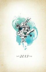 Kalendarz 2019. Alicja w Krainie Czarów Lewisa Carrolla (19534)