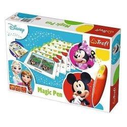 TREFL Gra planszowa Magic Pen, Bohaterowie Disneya (01615)