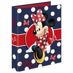 Segregator szkolny A5 Myszka Minnie, licencja Disney (SA5MM)