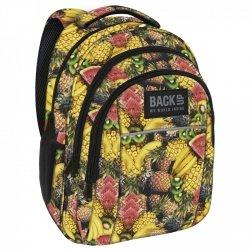 Plecak szkolny młodzieżowy BackUP TUTTI FRUTTI (PLB2H29)