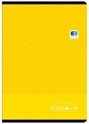 Zeszyt A5 w kolorową linię 32 kartki B&B (36746)
