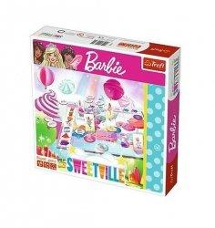 TREFL Gra planszowa Sweetville, Barbie (01674)