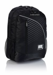 Plecak HEAD czarny, BLACK HD-270 (502019038)