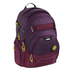 Plecak szkolny Coocazoo CarryLarry, MatchPatch Berryman (138732)