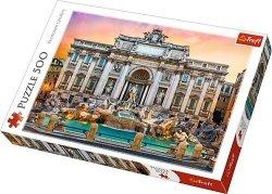 TREFL Puzzle 500 el. Fontanna di Trevi, Rzym  (37292)