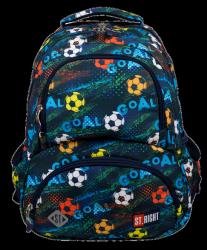 22d677a455ad0 Plecak szkolny młodzieżowy ST.RIGHT gol, GOAL BP7 (22120)