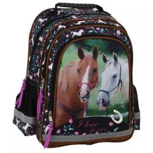 Plecak szkolny I LOVE HORSES Konie (PL15BKO20)
