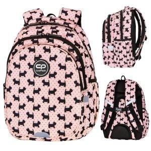 Plecak wczesnoszkolny CoolPack JERRY 21 L pieski, DOGGIES (D029332)