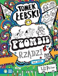 Tomek Łebski - Pzombie rządzi! (od dziś). Tom 11 (32612)