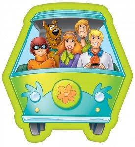 Poduszka kształtowa Scooby-Doo (SD202010)