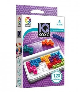 Gra logiczna IQ XOXO Smart Games (SG444)