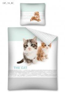 Komplet pościeli pościel THE CAT 160 x 200 cm (CAT14)