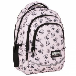 Plecak szkolny młodzieżowy BackUP 26 L Myszka Minnie, MINNIE PASTELLE (PLB4X39)
