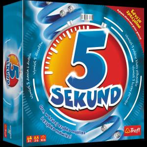 TREFL Gra towarzyska 5 sekund Edycja Specjalna (01780)
