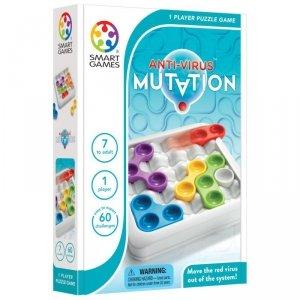 Gra logiczna ANTYWIRUS MUTACJA Smart Games (SG435)