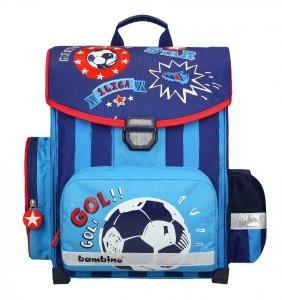 Tornister szkolny Bambino FOOTBALL Piłka nożna (05743)