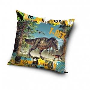 Poszewka na poduszkę Jurassic World DINOZAUR 40 x 40 cm (TREX203001)