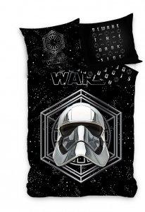Pościel bawełniana STAR WARS Gwiezdne Wojny 160 x 200 cm komplet pościeli (ST206006)