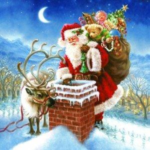 Serwetki świąteczne BOŻONARODZENIOWE Daisy (SD_GW_007801)