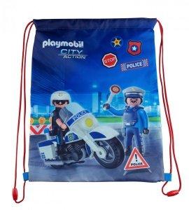 Worek na obuwie PLAYMOBIL Policjant PL-12 (507020047)