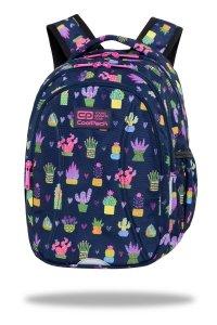 Plecak wczesnoszkolny CoolPack JOY S 21L kaktusy, CACTUS (C48237)
