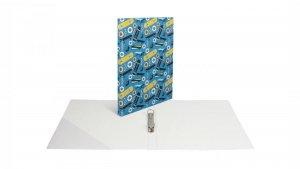 Segregator szkolny A4 PVC DESKOROLKI 2 ringi 2 cm (NOZ-01-12)