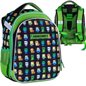Tornister szkolny Plecak MINECRAFT (502020100)