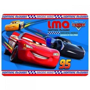 Podkładka laminowana Cars Auta, licencja Disney (PLACA22)