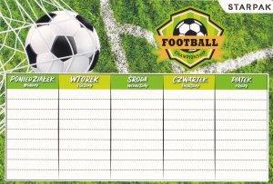 Plan lekcji STARPAK Piłka nożna (431260)