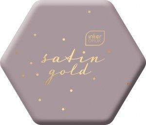 Gumka do mazania szkolna SATIN GOLD Szara (95842)