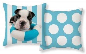 Poszewka na poduszkę 3D THE DOG 40 x 40 cm (DOG13)