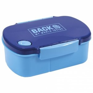 Śniadaniówka BackUP niebieska (SB4B58)