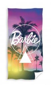 Ręcznik plażowy kąpielowy Barbie 70 x 140 cm (BARB201022)