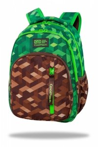 Plecak CoolPack BASE 27 L miejska dżungla, CITY JUNGLE (C27199)