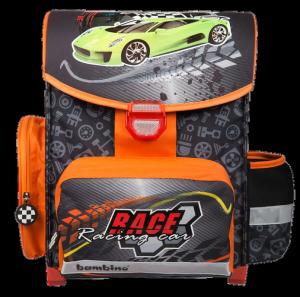 Tornister szkolny Bambino RACE (05736)