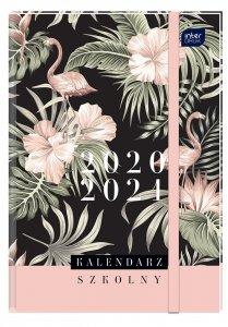 Kalendarz szkolny 2020/2021 B6 Flaming (28390)