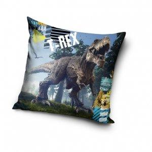 Poszewka na poduszkę Jurassic World DINOZAUR 40 x 40 cm (TREX203003)