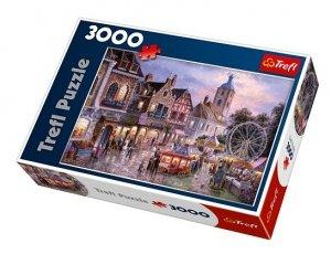 TREFL Puzzle 3000 el. Wesołe miasteczko (33033)