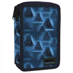 Piórnik z wyposażeniem, dwukomorowy BackUP gry, VIRTUAL GAME (PB4DW47)