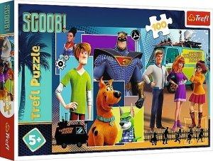 TREFL Puzzle 100 el SCOOBY DOO Gdzie jesteś? (16391)