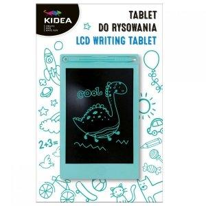 Tablet do rysowania LCD Kidea seledynowy (TRDKA)