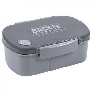 Śniadaniówka BackUP szara (SB4B59)