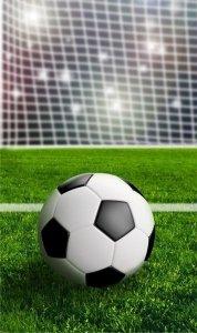 Ręcznik dziecięcy FOOTBALL Piłka nożna 30 x 50 cm piłkarski (06T)