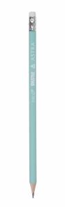Ołówek pastelowy z gumką i miarką ASTRA (206120006)