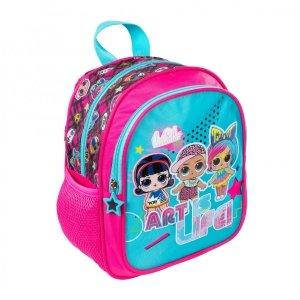 Plecak przedszkolny St. Majewski LOL L.O.L. Surprise wycieczkowy (35571)