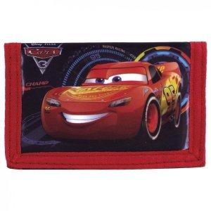 Portfel CARS AUTA, licencja Disney (PFCA42)