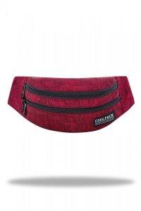SASZETKA NERKA CoolPack na pas torba MADISON czerwona, SNOW RED (C64160)