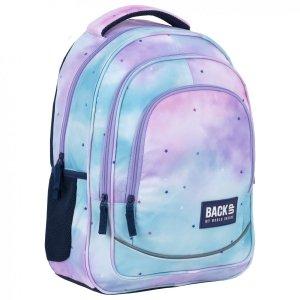 Plecak szkolny młodzieżowy BackUP 26 L pastelowe gwiazdy, PASTEL STARS (PLB4X20)