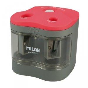 Temperówka elektryczna MILAN podwójna + baterie (BWM10278)