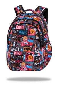 Plecak wczesnoszkolny CoolPack JOY S 21L koszykówka, BASKETBALL (C48231)